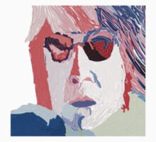 John Ono Lennon by hermies