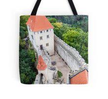 Kokorin castle. Tote Bag