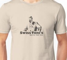 The Fast Show - Swiss Toni Unisex T-Shirt