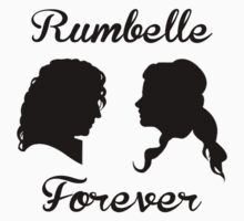 Rumbelle Forever by FANATEE