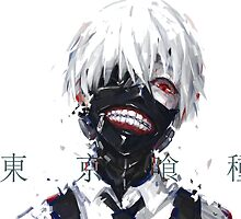 Tokyo Ghoul by AimBuBBaPoP