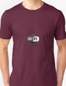 Graphic Design T-Shirts WiFi Zone  Unisex T-Shirt