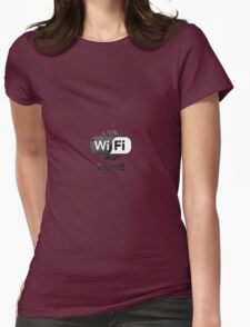 Graphic Design T-Shirts WiFi Zone  T-Shirt