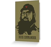 Duck Commander  Greeting Card