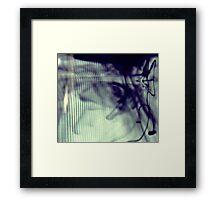 Ink 1 Framed Print