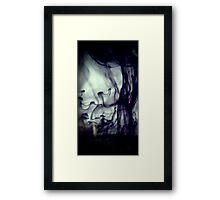 Ink 3 Framed Print