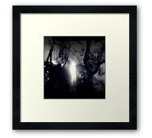 Ink 5 Framed Print