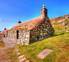 Gearrannan, Isle of Lewis by English Landscape Prints