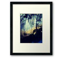 Ink 8 Framed Print