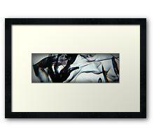 Ink 4 Framed Print