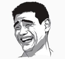 Yao Ming Meme by bape ★ $1.49 stickers