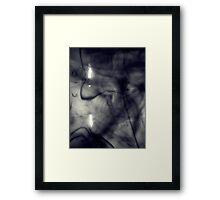 Ink 11 Framed Print