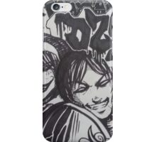 DZYNES Blackbook Ink 1 iPhone Case/Skin