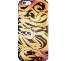 DZYNES Blackbook Ink 4 iPhone Case/Skin