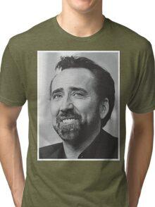 Cage Tri-blend T-Shirt
