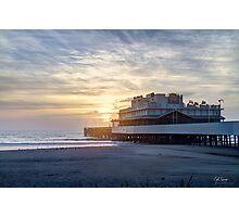 Daytona Beach Pier Photographic Print