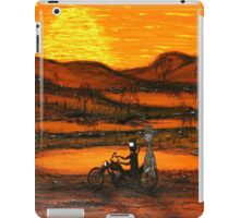 """Ned Kelly Easy Rider""  Australia; iPad Case iPad Case/Skin"