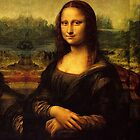 Mona Lisa by rapplatt