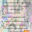 Rule of Mum by Alison Pearce