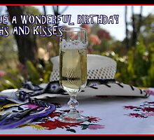 HAPPY BIRTHDAY by Barbara  Jean