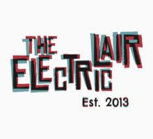 "3D ""The Electric Lair"" by TheElectricLair"