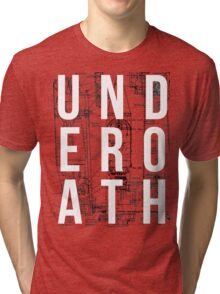 Schematic Tri-blend T-Shirt