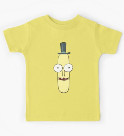 Mr. Poopy Butthole - Rick and Morty Kids Tee