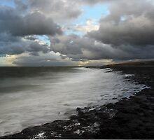 Threatening sky 2 by Adri  Padmos