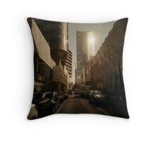 Little Lonsdale, Lighted Throw Pillow