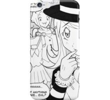 DZYNES Manga 6 iPhone Case/Skin