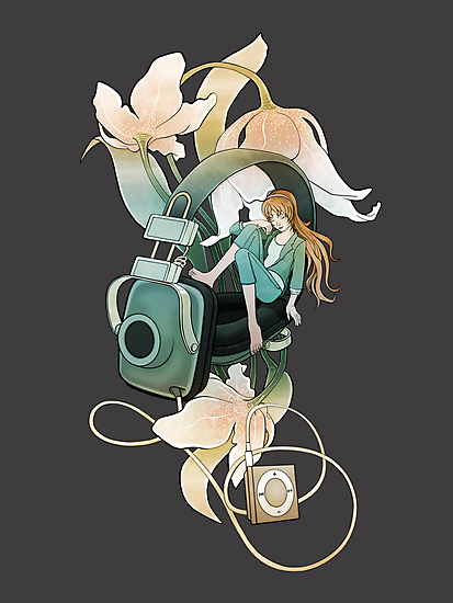 Thumbelina by BlancaJP
