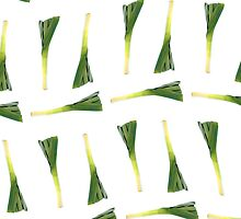 Leeks pattern by stuwdamdorp
