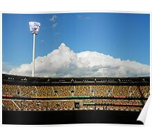 Gabba Clouds Poster