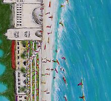 """Cottesloe Beach""Australia;  phone Case by EJCairns"