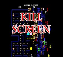 Pac Man - KILL SCREEN by TheFinalDonut