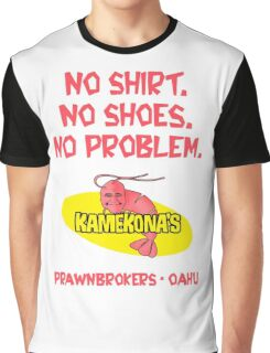 Kamekona's (no shirt...) Graphic T-Shirt