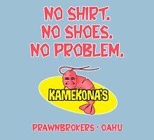Kamekona's (no shirt...) Unisex T-Shirt