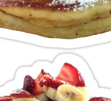Pancake Stickers Sticker