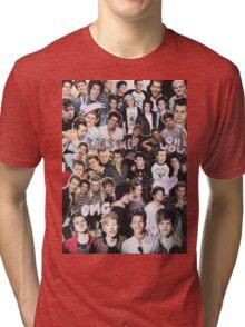 the vamps tumblr collage Tri-blend T-Shirt