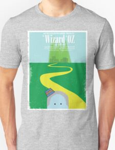 Wizard Of Oz Distressed T-Shirt