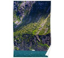 Milford Sound, Scale Poster