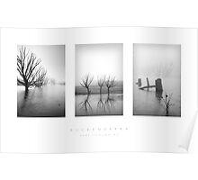 Buckenderra Lake Eucumbene compilation Poster