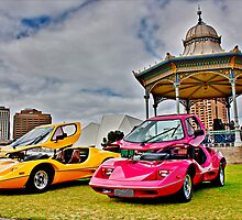 twin Purvis Eureka at Volksfest on Elder Park by Ferenghi