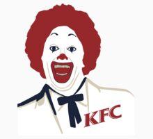 KFC MC donals by Mr. Master