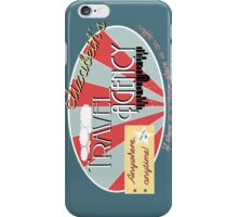 Elizabeth's travel agency iPhone Case/Skin