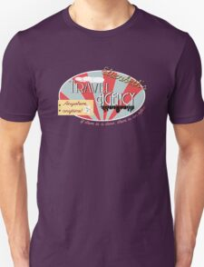 Elizabeth's travel agency Unisex T-Shirt