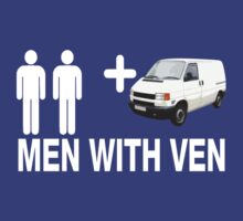 Men with Ven by inesbot