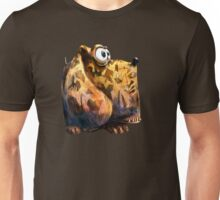 Army Dog Brown Unisex T-Shirt