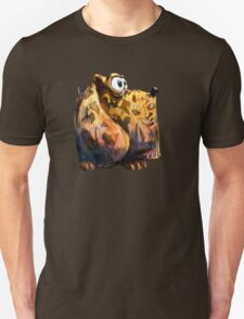 Army Dog Brown T-Shirt