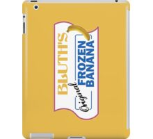 Bluth's Frozen Banana iPad Case/Skin